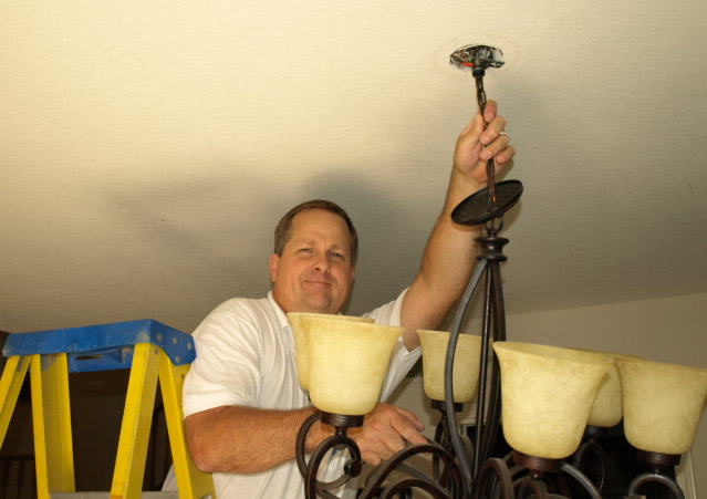 westlake village electric company lighting installation